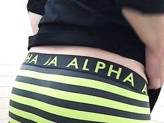 Alpha poop pants