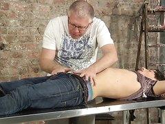 BDSM young boy sounding uritrea