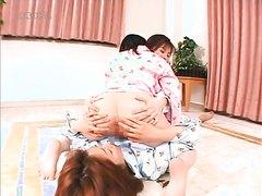 Asian Scat - Lesbian teens in pyjamas [Pt.1]