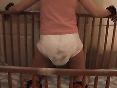 SISTER IN HER COT