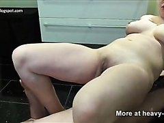 Couple play with scat