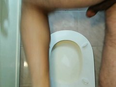 Shitting and  pissing - video 3