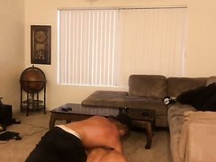 Teen Muscle God wrestles fag