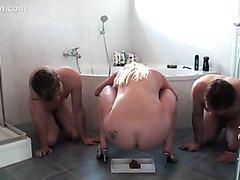Toilet Slave - video 6