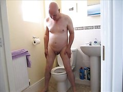Toilet slave faggot
