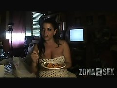 Nasty spaghetto whore