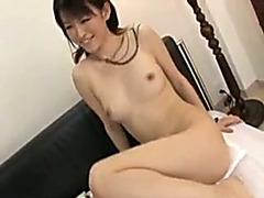 Lovely Asian babe enjoys a BBC