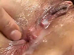 Fetching slut enjoys a kinky group sex
