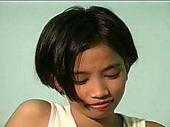 Sweet Thai teen loves being fucked