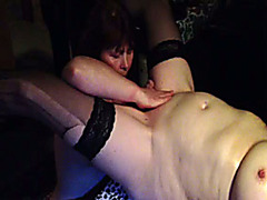 Watch cool threesome amateur FFM pounding