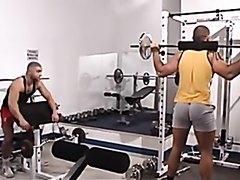 Gym Fisting