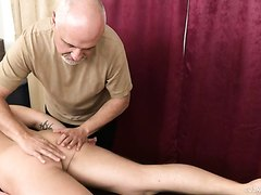 Hot Young Guy Serviced By An Older Man 2