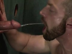 Riding it Wet at the Gloryholes