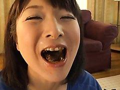 Japanese Scat Threesome