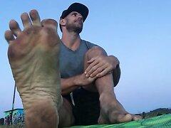Gay Feet Dirty | Gay Fetish XXX