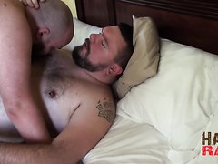 Hot bears sucking and fucking