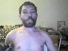 Double cigar smoke