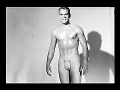 VINTAGE 805 - MALE FORM IN MOTION (1960's)