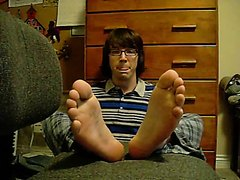 Hot Twink Feet