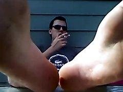 Smoker Feet