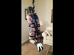 Hot amateur bondage