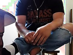 Master Tako's feet