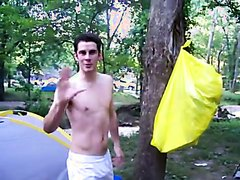 Camper Pukes
