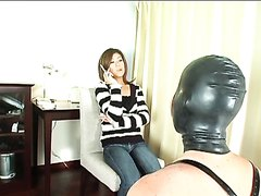 WC Femdom Scat Humiliation Slavery Facesitting Ass Licking