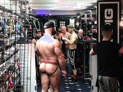 Nasty Pig Booth