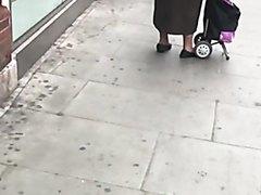 Male bulge in public 2