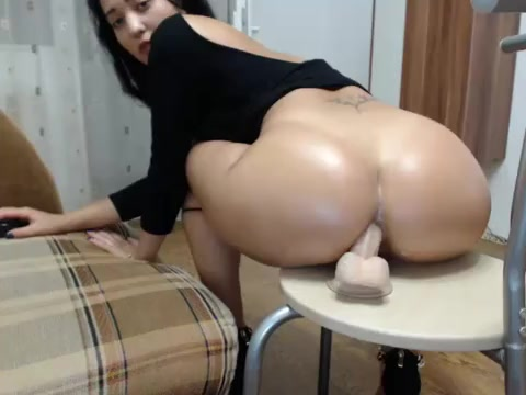 Anal Dildo Webcam