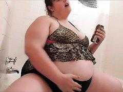 Sabrina bloated burping