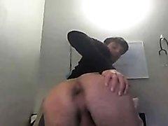hairy man farting