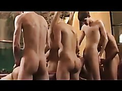 Twink Creampie Orgy