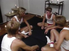 MHV 51 - Hard Rock Initiation Orgy