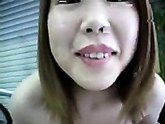 Japanese pee - video 2