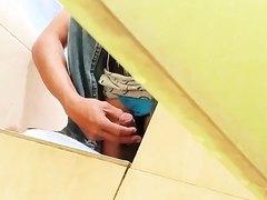 spy toilet - video 43