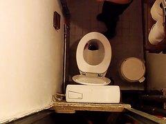 Toilet Voyeur Massive Turd