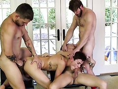 Hot Group Gay Fuck Porn Video