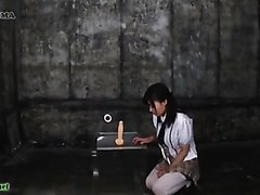 JAPANESE SUCKING DILDO 51