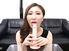 JAPANESE SUCKING DILDO 56