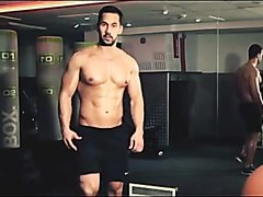 Fitness video outtake