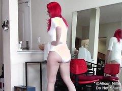 Alison Miller Panty Fart