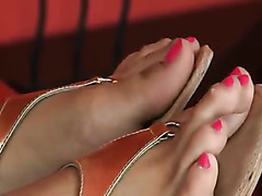Feet Kick Worship