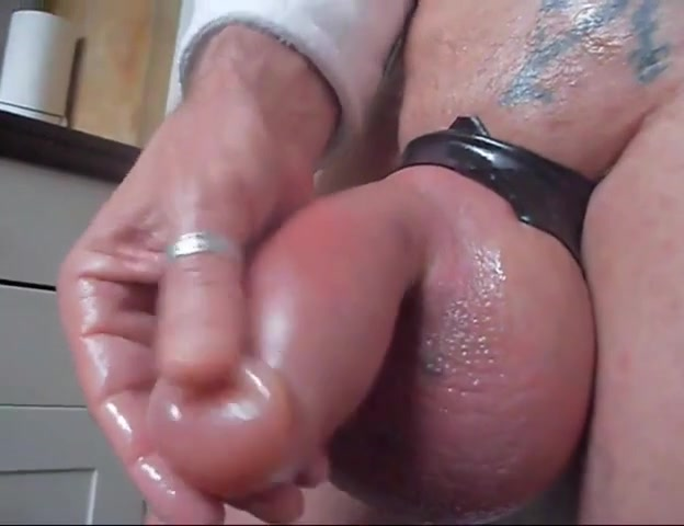 ruined orgasms dildo pumpe