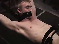 Slave fucked rough in sling