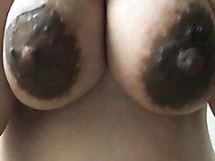 dark nipple pregnant
