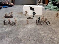 Tiny Army base