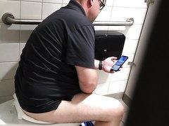 Work Toilet Spy 22