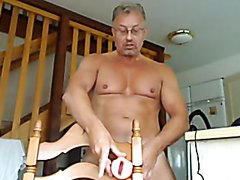 Daddy fucking his toy